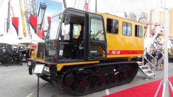 MST-1500VD 人員輸送車