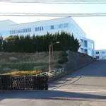 諸岡美浦工場正門