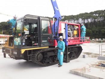 可搬型取水ポンプ車輌(2)