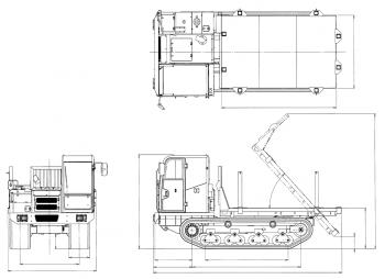 MST-800VDL CAB