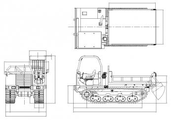 MST700VD III